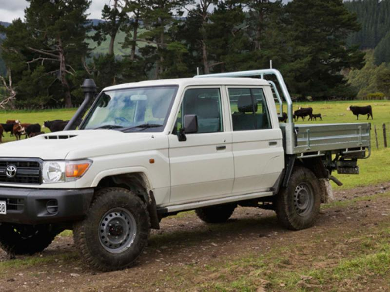 Big Toyota back to its best