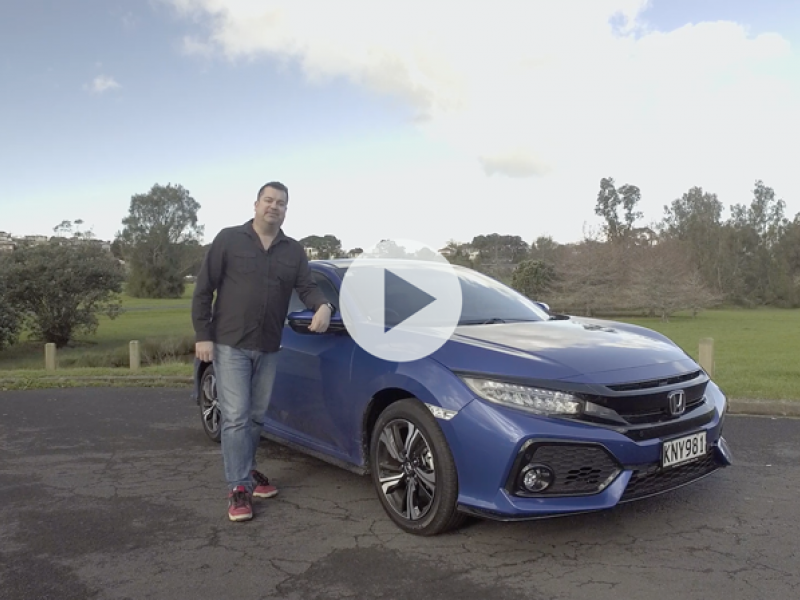 2017 Honda Civic RS Sport Video Road Report