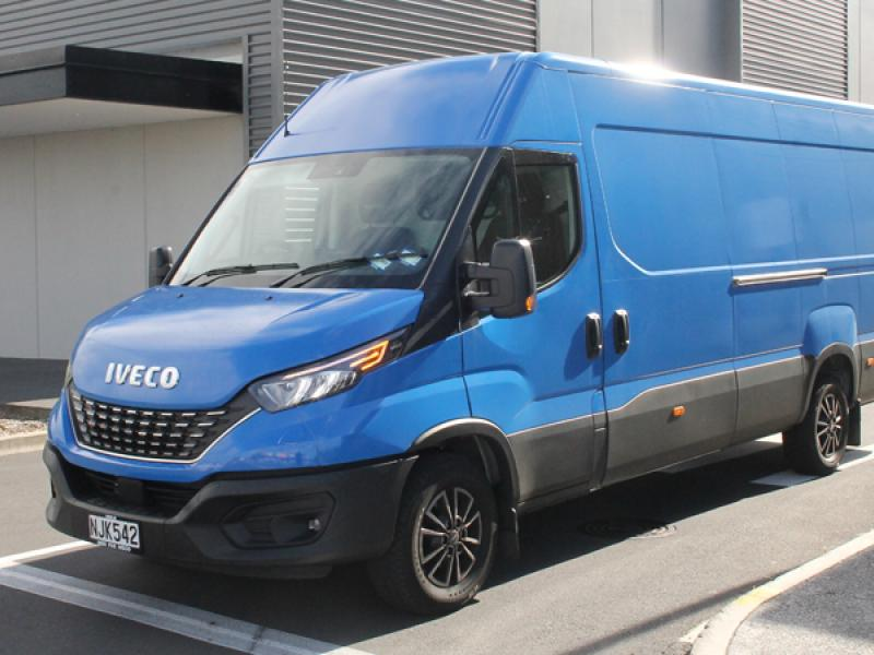 IVECO delivers Daily E6