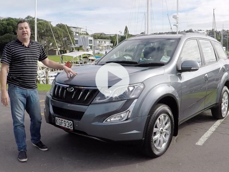 2017 Mahindra XUV50 - Video Road Report