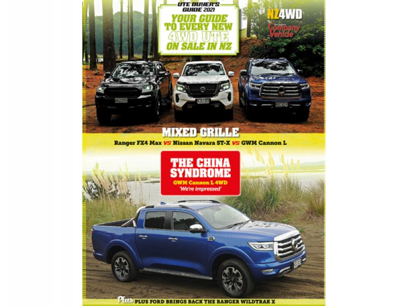4x4 Buyers Guide 2021