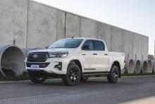 Toyota Hilux regains top model crown