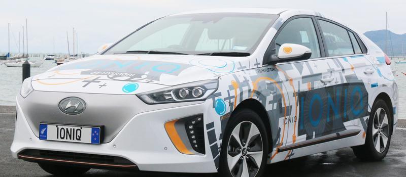 Hyundai Ioniq EV Elite