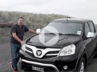 Foton Tunland T3 - Video Road Report