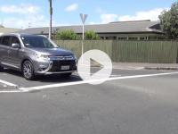 2017 Mitsubishi Outlander VRX - Video Road Report