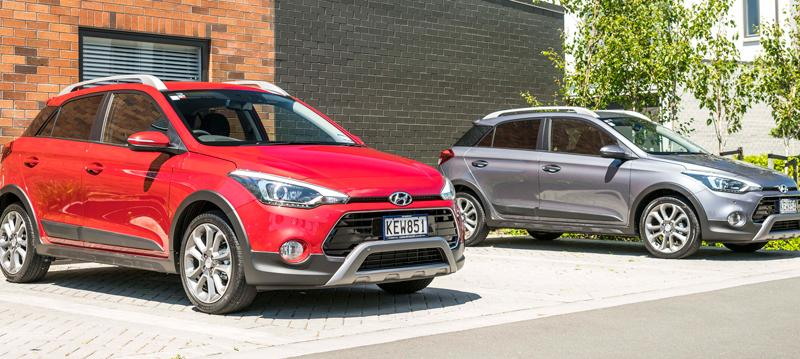 Compact Suv In Hyundai Line Company Vehicle The Magazine