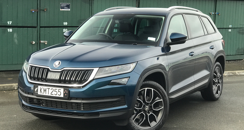 skoda kodiaq ambition company vehicle the magazine for managing company fleets. Black Bedroom Furniture Sets. Home Design Ideas